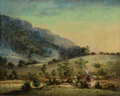 (Illawarra Landscape)