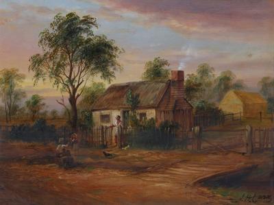 The Settlers Homestead