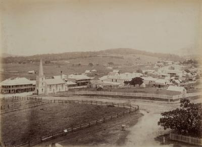 (Wollongong - Looking West)