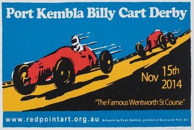 Port Kembla Billy Cart Derby, November 15th 2014